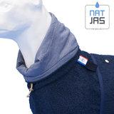 Natjas Dutch badjas voor honden