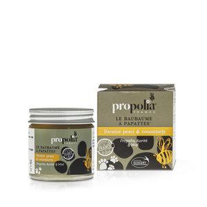 Propolia - Propolis Huid- en Voetkussenbalsem voor honden 60 ml