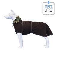 Natjas Hunt badjas voor honden